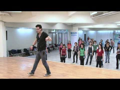 On The Floor - 2011 Taipei IJW Line Dance Workshop (Dance & Teach)