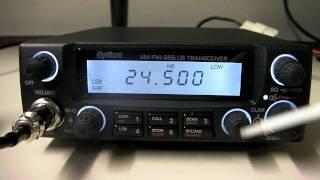 Yeticom Optima 10 11 12 Meter SSB CB Ham Export Radio