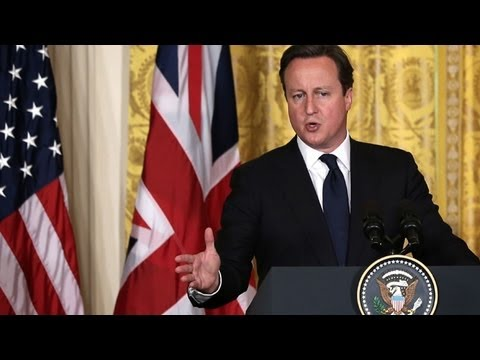 David Cameron: a stable, democratic Syria is in Russia's interest