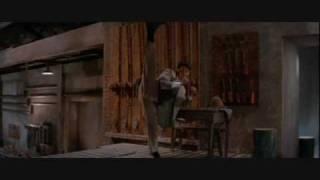 Tony Jaa VS Jackie Chan
