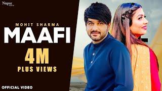 Maafi Mohit Sharma Video HD Download New Video HD