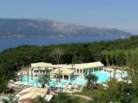 EVA Palace auf Korfu