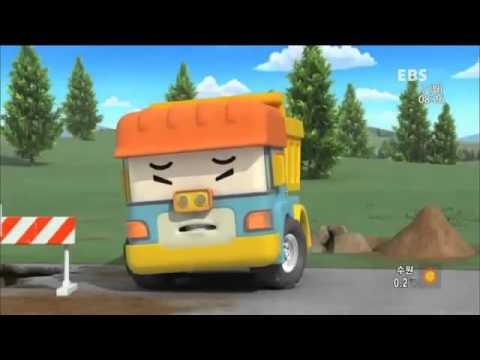 Ô tô hoạt hình | O to hoat hinh 11/2014