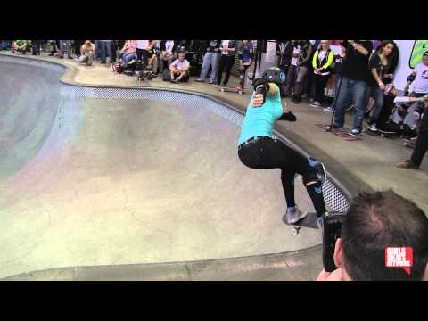 Amelia Brodka - Vans Girls Combi Pool Classic 2013