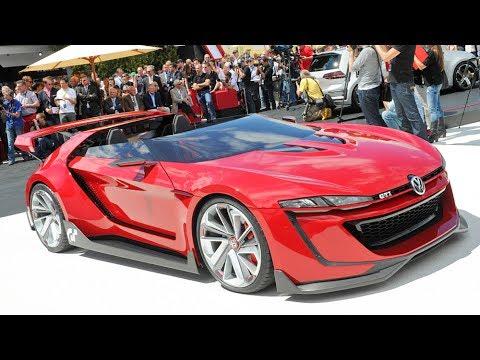 Weltpremiere des Golf GTI Roadster am Wörthersee