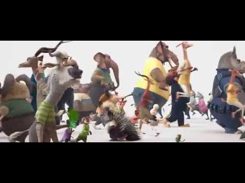 Zootopolis - trailer na kino rozpr�vku