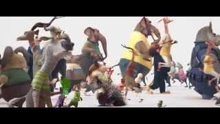 Zootopolis - trailer na kino rozprávku
