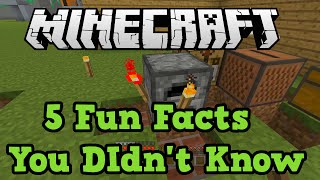 Minecraft Xbox One + PS4: 5 Fun Facts You Didn't Know