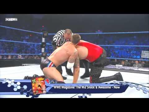 WWE SmackDown 9/24/10 CM Punk vs. Luke Gallows (HQ)
