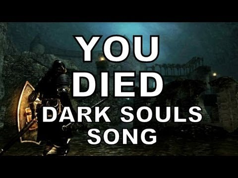 Miracle of Sound - Dark Souls - You Died
