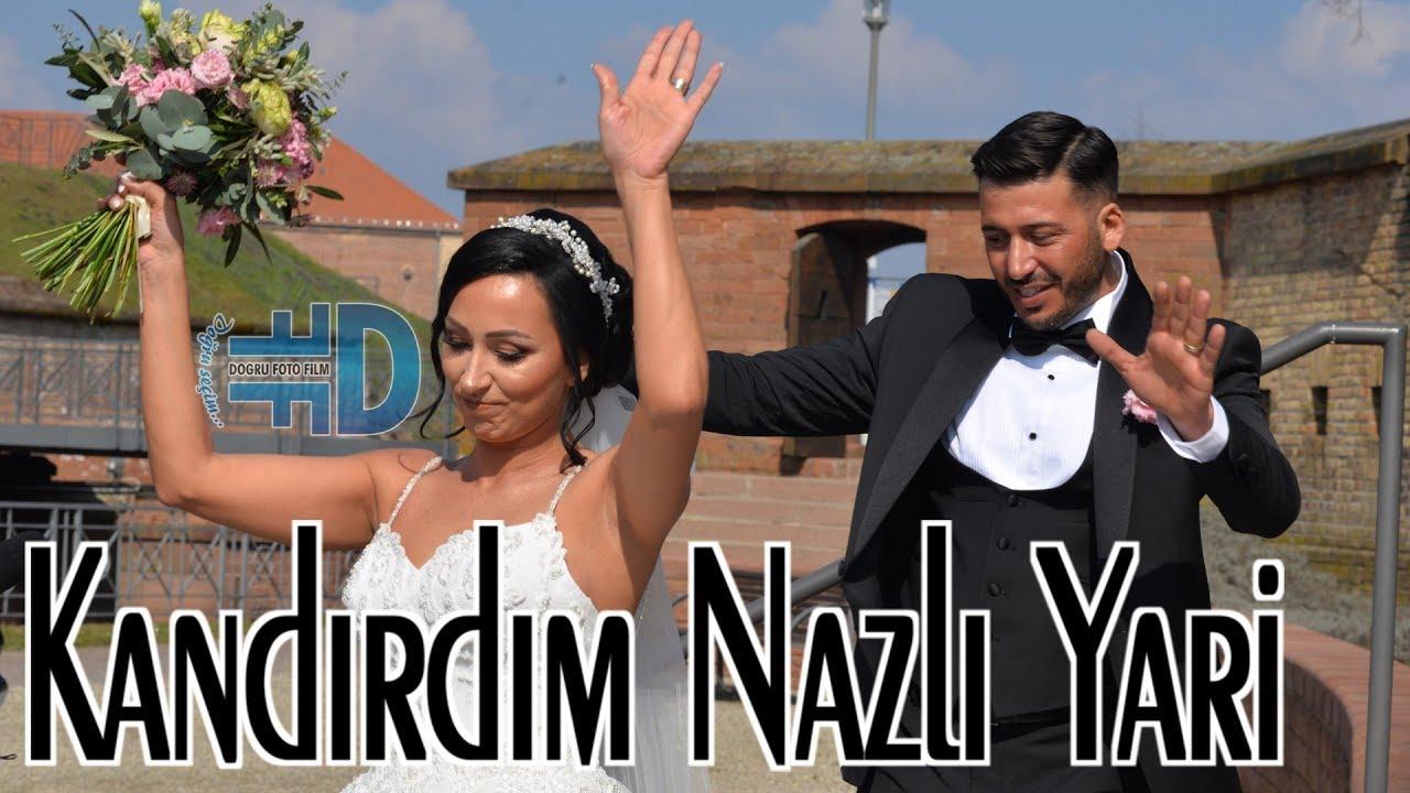 Ceyda & Barış - KANDIRDIM NAZI YARİ