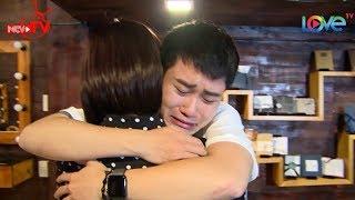 Lê Thiện Hiếu bật khóc khi chị hai bất ngờ lặn lội từ Thái Nguyên vào tận Sài Gòn thăm 💏