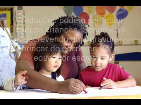Sugestões de atividades para Educação Infantil