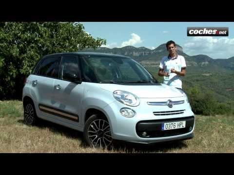 FIAT 500L - Prueba / Review (2013)