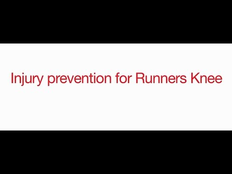 Injury Prevention for Runners Knee