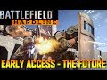 Battlefield Hardline the Future ★ New Beta Coming to Xbox