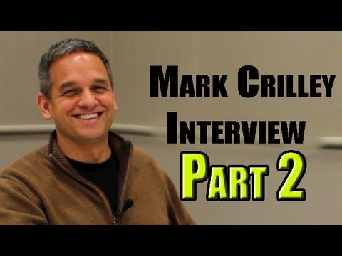 Mark Crilley Interview (Part 2 of 3): Tips for Artists