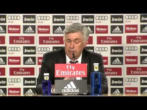 Real Madrid, Ancelotti: Cristiano Ronaldo non rischia la finale
