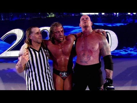 WrestleMania XXVIII: Triple H vs. The Undertaker - Hell In A Cell