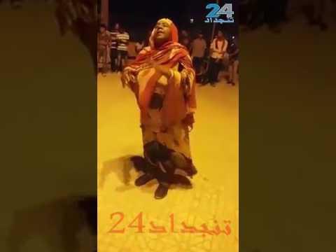 بالفيديو مواطنة من تنجداد تعري الفساد في قطاع الصحة والدقيق المدعم واعانات المحتاجين
