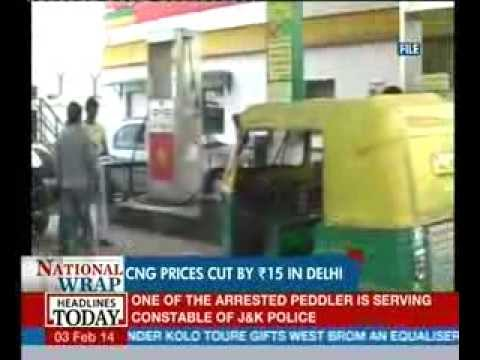 CNG price slashed by Rs. 15, piped gas by Rs. 5