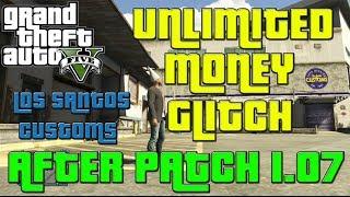 """NEW"" GTA V ONLINE: UNLIMITED MONEY GLITCH AFTER PATCH 1"