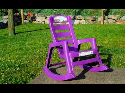 New For 2017  The Lil' Easy Rocking Chair