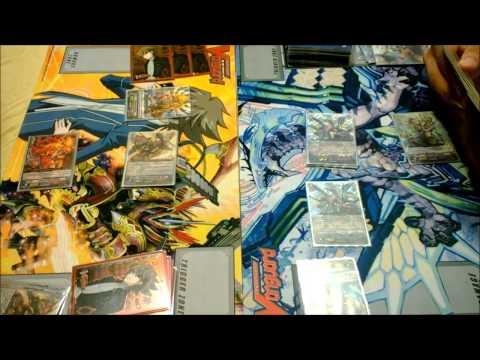 Cardfight! Vanguard: D.O.T.E. (Kagero) Vs. Glory Maelstrom (Aqua Force