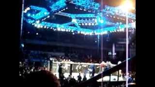 UFC Jaraguá: Entrada De Michel Trator E Paulo Thiago(Ao