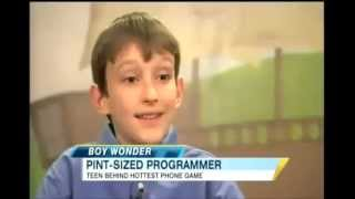 How To Make An App14 Yr Old Boy Makes An App