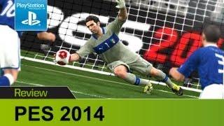 PES 2014 PS3 Review Can Konami Beat FIFA This Year