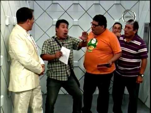 El Especial del Humor 04-05-2013 JIMMY SANTI y su CHIN CHIN en EL ASCENSOR [Completo] 4-8
