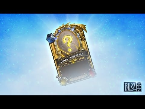 Hearthstone Blizzcon 2017 In-Game Goodies
