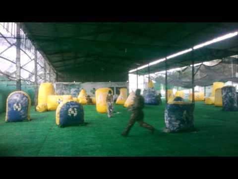 GeniusGaming vs PHUONGDONG - Giải súng sơn LPlus / Crossfire Moba