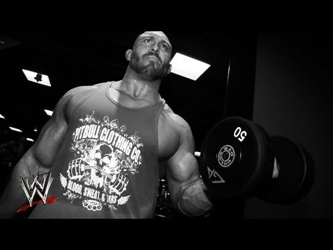 Ryback opens up about his career and approach to conditioning