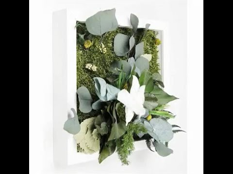 Стабилизированные цветы своими руками фото
