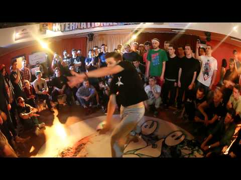 Korr vs. Singa | 1/8 TOP32 | Move&Prove International 2014