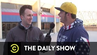Jordan Klepper Fingers the Pulse - President-Elect Trump's Victory/Thank You Tour: The Daily Show
