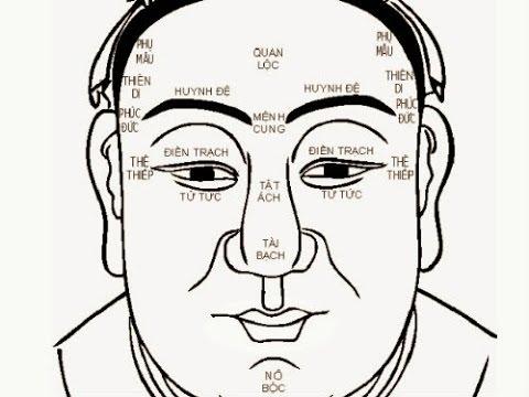 CÁCH XEM TƯỚNG MẠO ĐOÁN BIẾT SỐ PHẬN CON NGƯỜI: Xem tướng khuôn mặt- P1