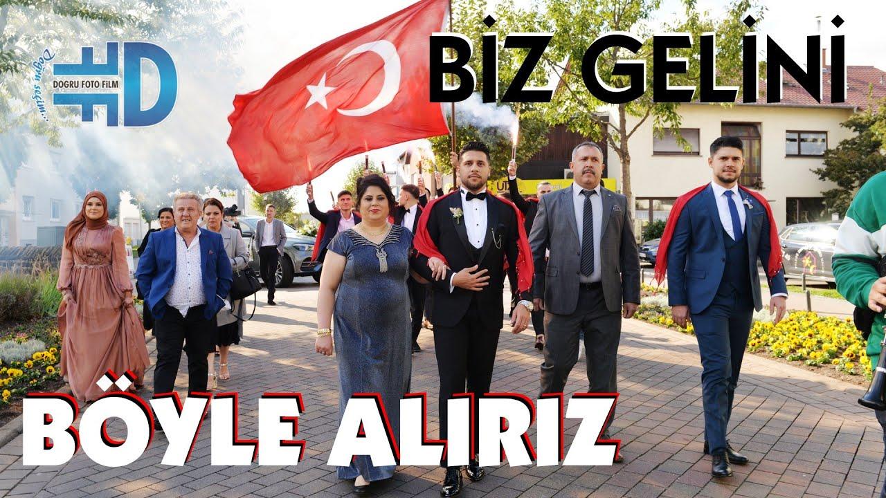 Büşra & İbrahim - BİZ GELİNİ BÖYLE ALIRIZ!
