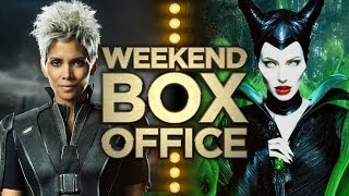 Weekend Box Office - May 30 - June 1, 2014 - Studio Earnings Report HD