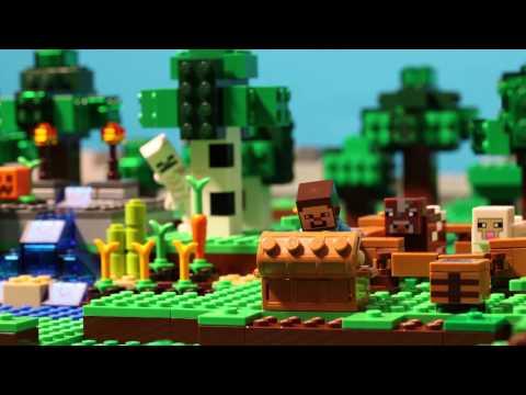 Lego Minecraft - Farma
