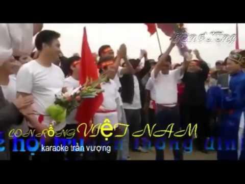karaoke con rồng việt nam ( beat chuẩn )