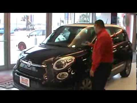 The Fiat 500L Next Level Sales Challenge Alex Guzman | Payne Fiat 500L Demo | Weslaco, Texas