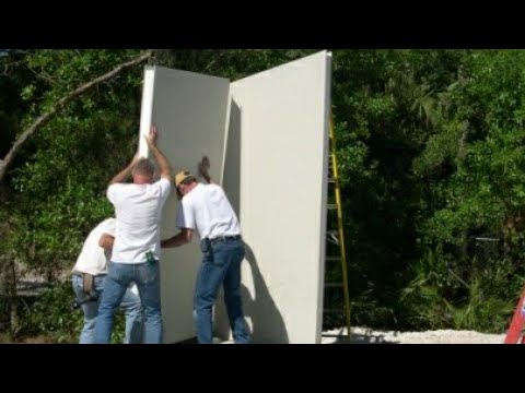Prefab room additions for a sq ft since 1975 youtube for Prefab room addition