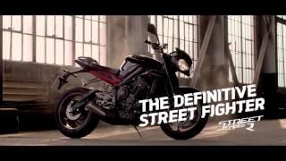 2017 Triumph Street Triple R-S-RS Modelleri