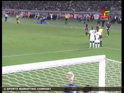 Sports   Japan 3-1 Ghana (Sept.10,2013) Full 2nd Half Action