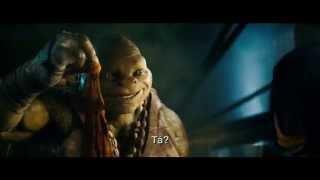 """""""As Tartarugas Ninja"""" Trailer Oficial Legendado Português"""