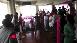 Wedding Dance Blurred Lines