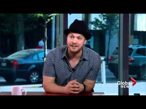 Gavin DeGraw Morning News 7/15/13